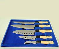 Набор ножей для суши f105a-5 (5 штук)