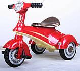 Ел-мобіль T-711 мотоцикл 6V4AH 68*45*51 ш.до, фото 2