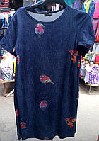 Модное женское  платье  (52-54), доставка по Украине