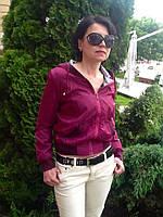 Куртка ветровка женская молодежная