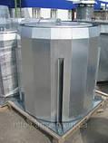 Вентилятори дахові ДАХ (KROV), фото 3