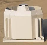 Вентилятори дахові ДАХ (KROV), фото 5