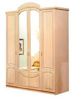 Шкаф в спальню Камелия ММ /  Шафа в спальню Камелія ММ