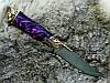 """Нож """"Черная жемчужина - 3"""", Эксклюзивный нож."""