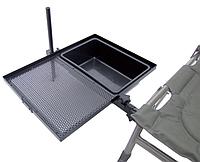 Лоток и емкость для приманки Carp Zoom CZ Side tray with bowl