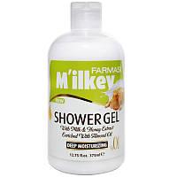 Гель для душа M'ilkey Shower Gel 375 мл