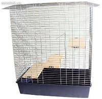Лори Шиншилла-80 клетка для грызунов цинк