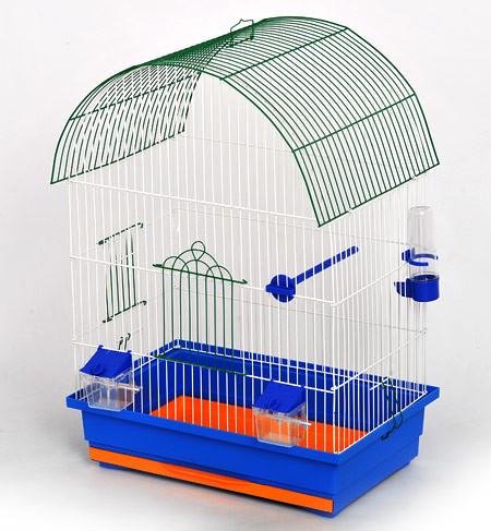 Лори Виола  клетка для птиц ( 470*300*620) краска