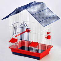 Лори Шанхай клетка для птиц краска (330х230х400)