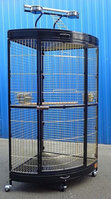 Вольєр для папуг Золота клітка А13В GOLD