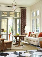 Как подобрать шторы в комнату. 4 правила удачного оформления.