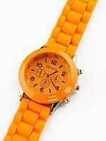 Женские часы Силиконовый ремешок (022027)