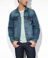 Джинсовые куртки  Levis  Trucker Denim Jean Jacket  Dark Summit