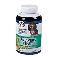 Four Paws Brewers Yeast with Garlic 250таблеток-комплекс для здоровья кожи шерсти и кожи собак и котов