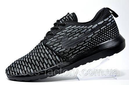Кроссовки мужские Nike Roshe Run Flyknit , фото 2