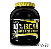 BioTech 100% BCAA 400 g jar .Аминокислоты Биотеч