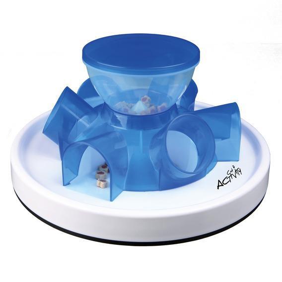 Trixie TX-46002 Cat Activity Tunnel Feeder - Інтерактивна стимулююча годівниця для кішок