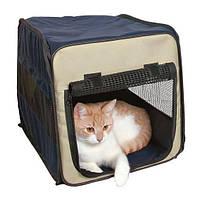 """Trixie TX-39692 Сумка- переноска """"Twister"""" складная для кошек и собак 45*45*64см"""