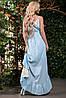 Очаровывающий женское платье, фото 4