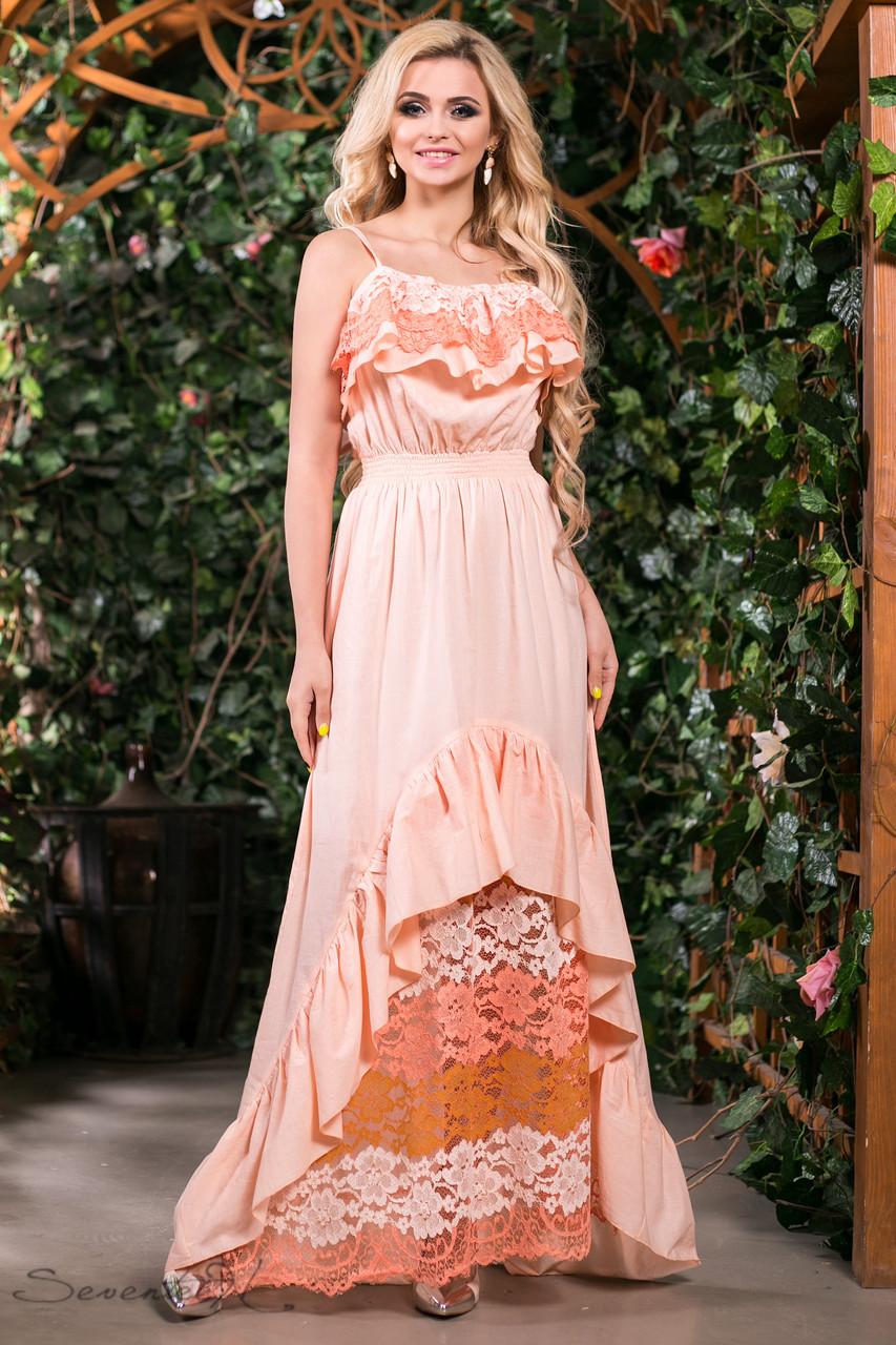 Очаровывающий женское платье