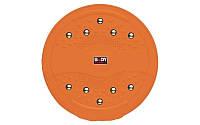 Диск здоровья массажный d-29см SOLEX BB-950-C (пластик, толщина-2,7см)