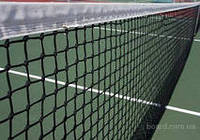 Сетка  для  большого  тенниса  професиональная стандартная с тросом и чехлом хорошее качество