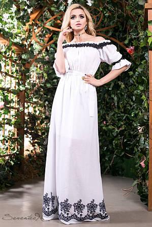 Утонченное, нежное платье