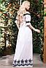 Утонченное, нежное платье, фото 4