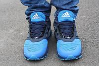 Мужские кроссовки Аdidas springblade / blue