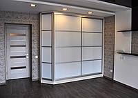 Шкаф-купе фасады стекло