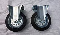 Колеса для тележки не поворотные BLICKLE