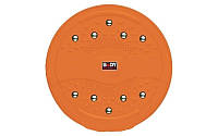 Диск здоровья массажный d-35см PS K60-2 (пластик, толщина-4см)
