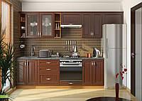 "Кухня Софія ""Класика"" Шпон Сокме 2,0 / 2,6 м / поелементно, фото 1"
