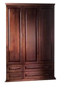 Шкаф 3х дверный филенка