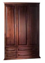 Шафа 3-х дверний фільонка