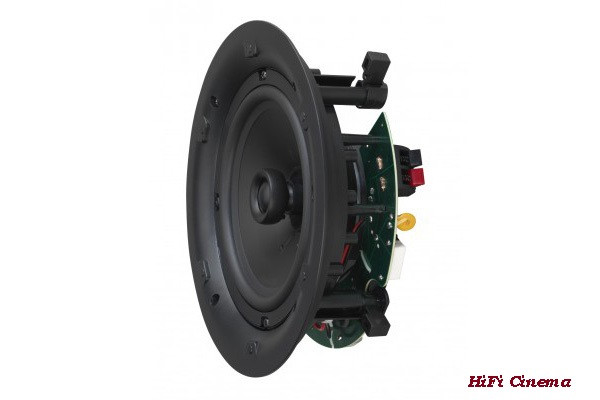 Q Acoustics потолочный динамик с круглым грилем, Q Install Professionals Series Qi65C
