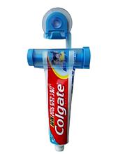 Выдавливатель зубной пасты из тюбика, с присоской