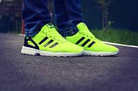Мужские кроссовки Adidas Zx Flux + коробка adidas