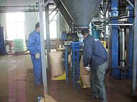 Линии фасовки цемента и строительных смесей