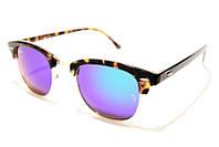 Женские очки Ray Ben Retro 3016 S10 SM 02772, модные женские очки
