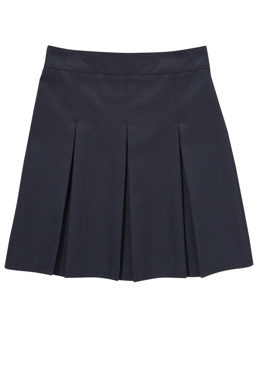 Школьная юбка темно-синяя на девочку 7-8 лет George (Aнглия)