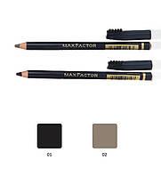 Eyebrow Pencil - Карандаш для бровей (01-черное дерево), 1,2 г