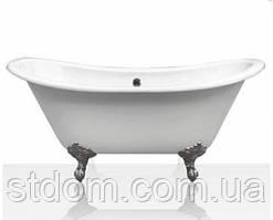 Классическая чугунная ванна (ретро) Canadian Standard Casabella C041780 170x80 белый