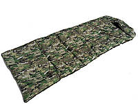 """Спальный мешок - одеяло """"Camping Extreme"""", камуфлированный, Украина, фото 1"""