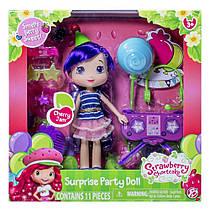 Кукла Вишенка и набор ягодная вечеринка Шарлотта Земляничка Strawberry Shortcake