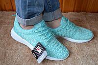 Женские кроссовки реплика Nike Rush run