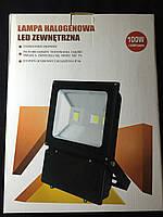 Прожектор светодиодный LED уличный 100W 11000LM 6500K