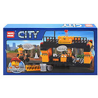 Конструктор CITY Строительная площадка 98 дет. 82004