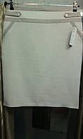 Женская юбка летняя комбинированная
