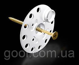 Дожимная манжета Ø60 мм. с заглушкой и шурупом с потайной головкой Wkret-Met